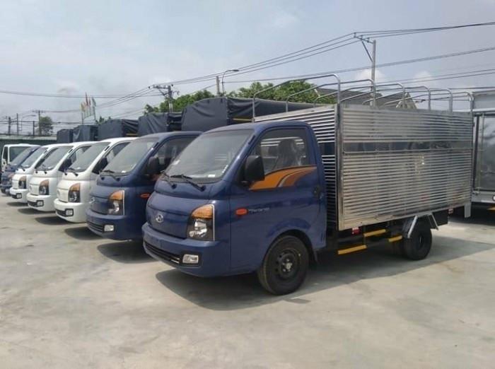 Đánh giá xe tải Hyundai H150(3)