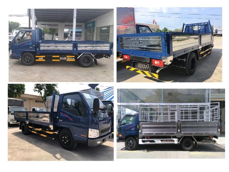 Giá xe tải Hyundai Iz49 thùng lửng