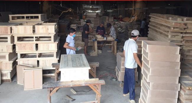Xưởng sản xuất bàn ghế cafe Nguyễn Hoàng