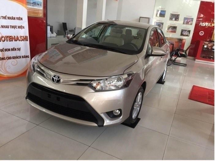 Đánh giá xe Toyota Vios số sàn 2018 mới nhất tại TPHCM(3)