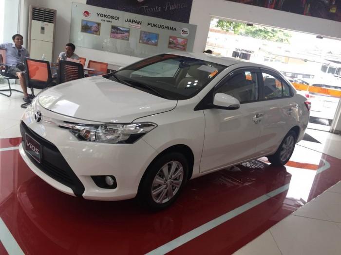 Nên chọn Vios số sàn hay Vios số tự động khi mua xe tại TPHCM?