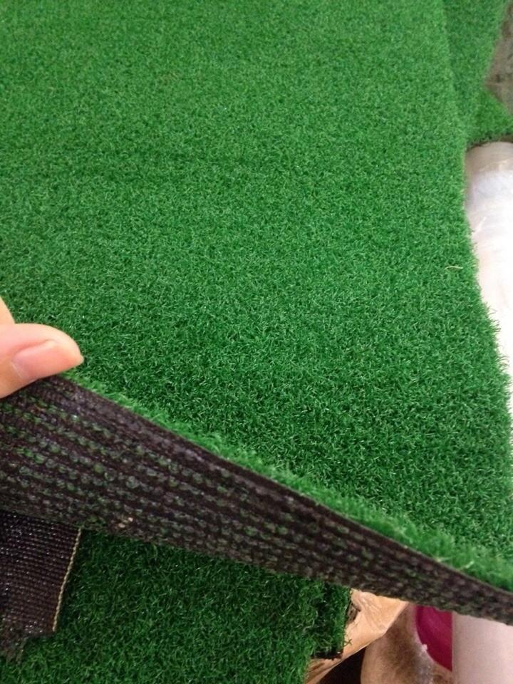 Kinh nghiệm chọn mua cỏ nhân tạo sân golf chất lượng