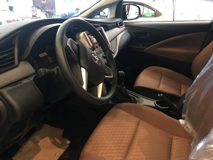Không gian nội thất của Toyota Innova