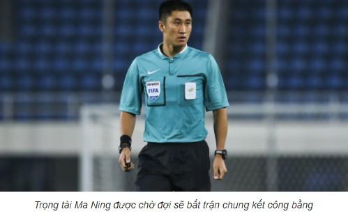 Chung kết U23 châu Á, giữa U23 Việt Nam vs U23 Uzbekistan trọng tài bắt chính là ai ?(1)
