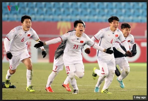 Chung kết U23 châu Á, giữa U23 Việt Nam vs U23 Uzbekistan trọng tài bắt chính là ai ?(2)