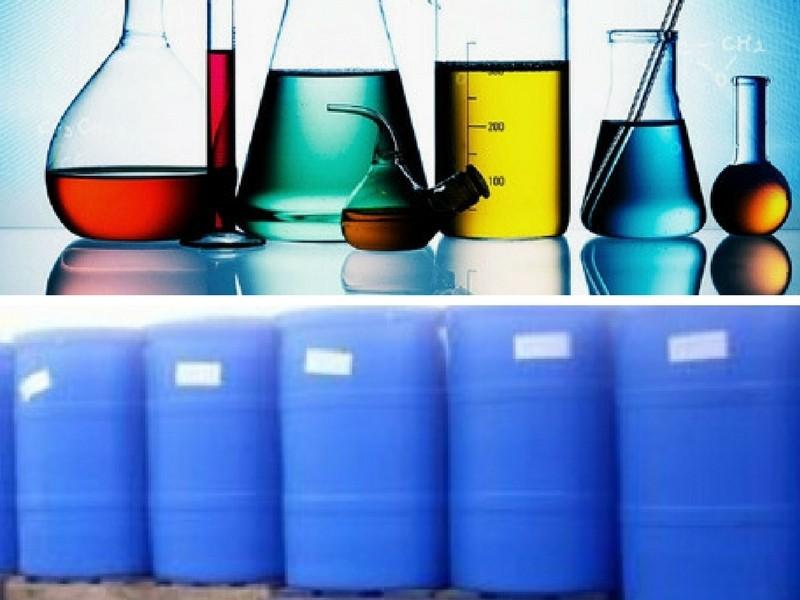 Tìm hiểu về hóa chất công nghiệp