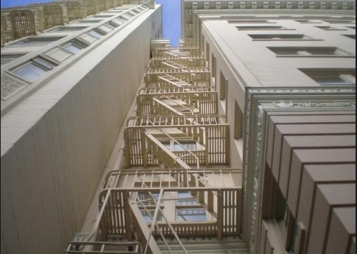 thang bộ thoát hiểm là gì