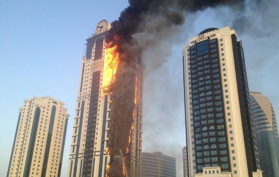 kỹ năng thoát hiểm khi cháy nhà cao tầng