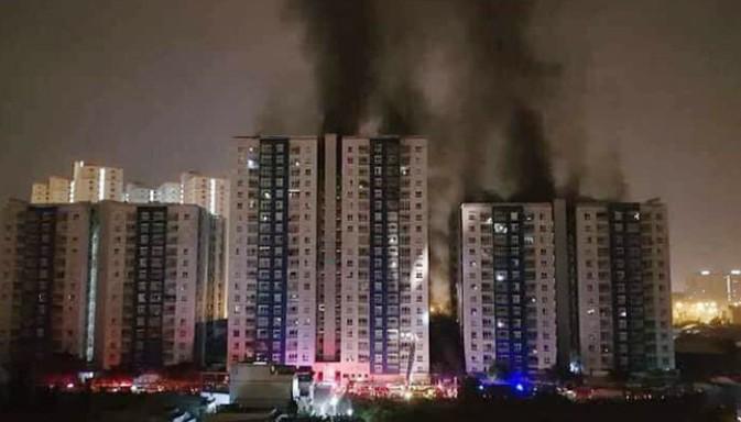 kỹ năng thoát hiểm khi cháy