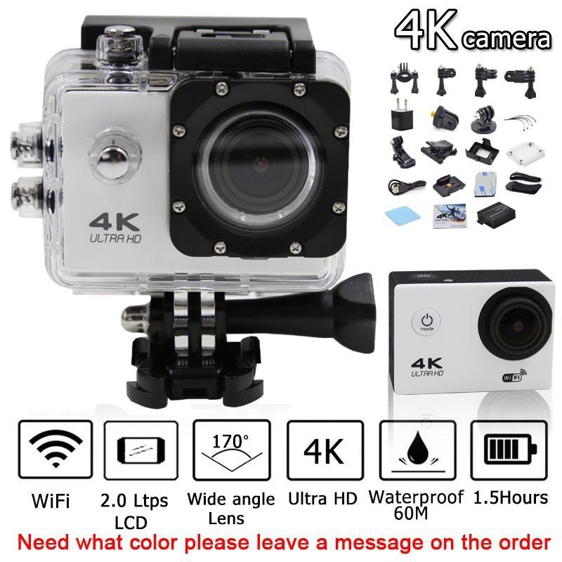 Lý do bạn nên mua camera hành trình 4k wifi Waterproof Sports Wifi Ultra