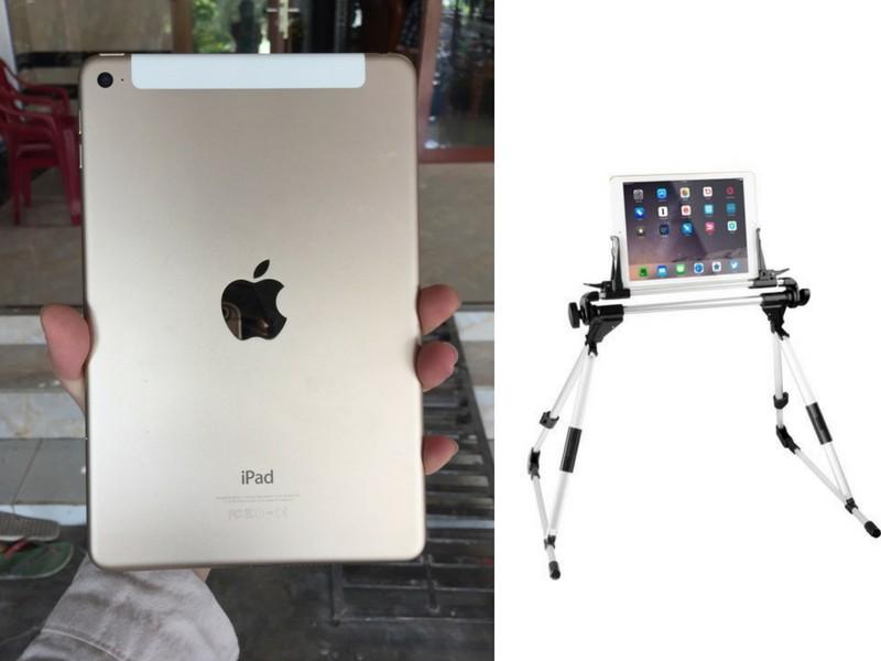 Giá đỡ ipad đa năng 201 - phụ kiện không thể thiếu cho máy tính bảng(1)