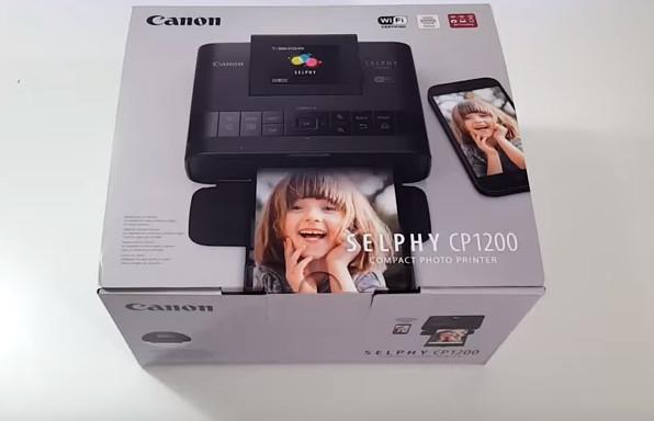 Đặc điểm củamáy in ảnh mini Canon Selphy CP1200