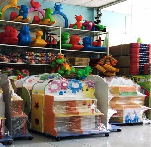 Địa điểm mua đồ chơi thiết bị mầm non tốt nhất