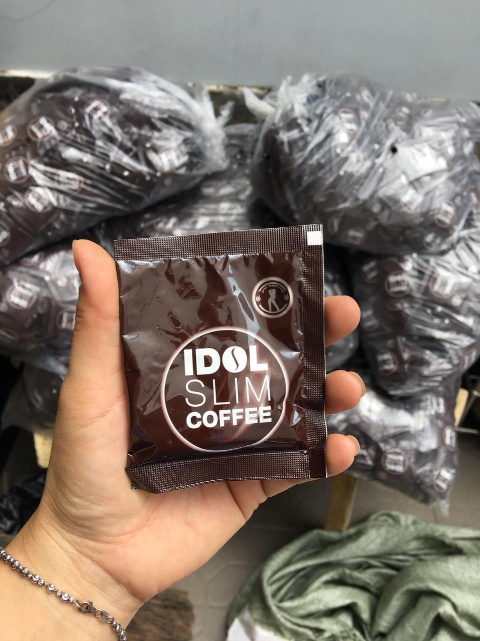 Mua cà phê giảm cân Idol Slim Coffee Thái Lan ở đâu?