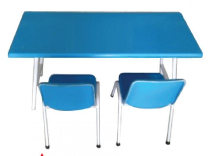 Kích thước bàn ghế đạt chuẩn cho trẻ mầm non