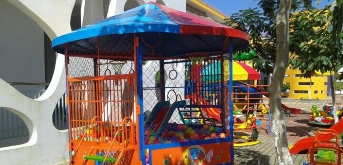 Tư vấn chọn mua đồ chơi ngoài trời cho trường mầm non