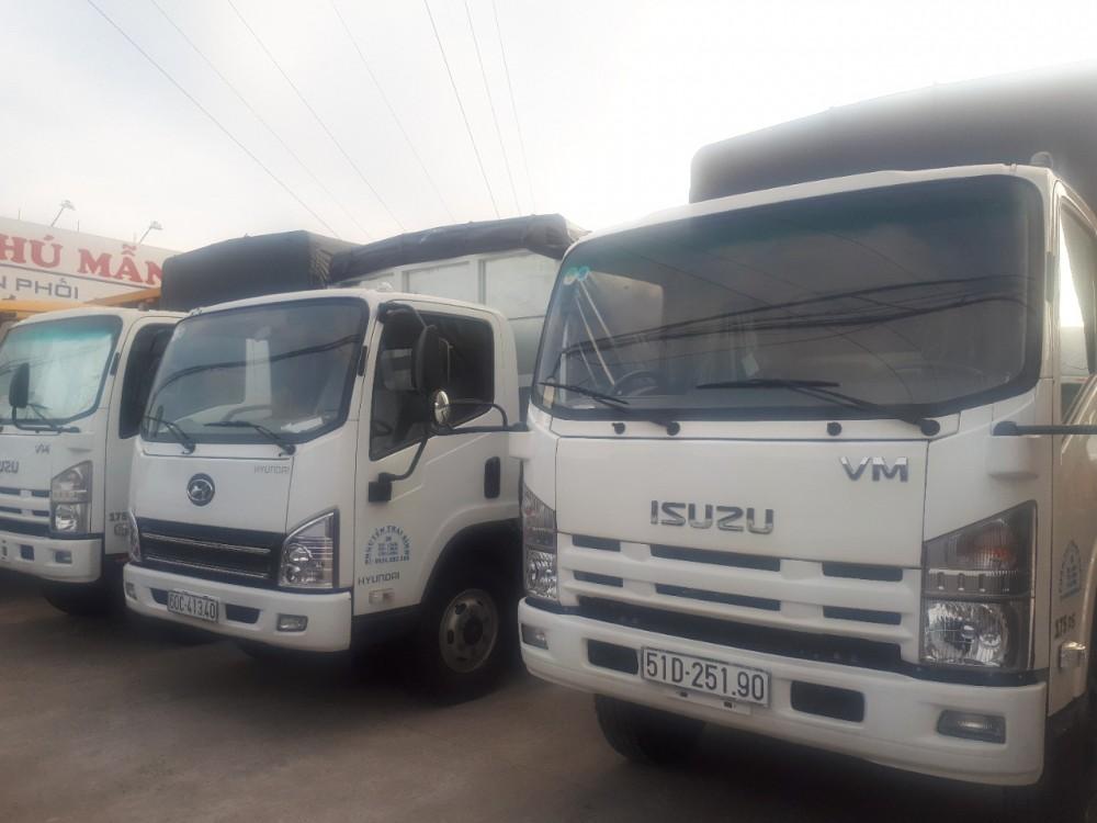 Những ưu điểm nổi bật của xe tải Isuzu VM 8t2 khi vận chuyển hàng hóa