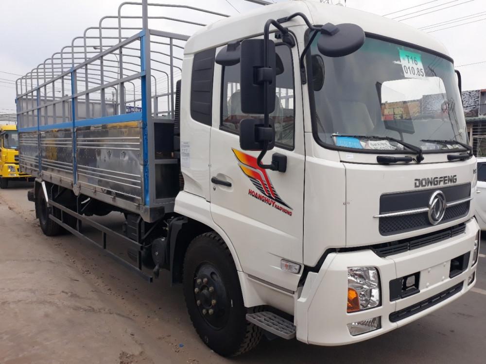 Đánh giá xe tải Dongfeng B170