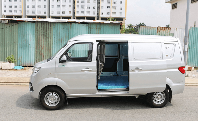 Đánh giá xe tải van Dongben x30