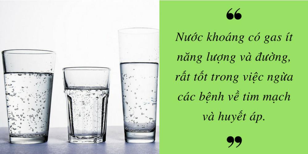 Lợi ích sức khỏe của nước khoáng có gas - 3