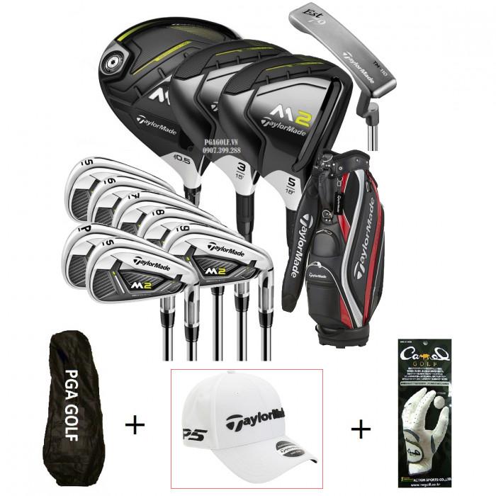 Tìm hiểu về bộ gậy golf tiêu chuẩn