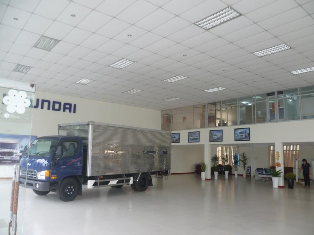 Công ty CP Ô Tô Tân Phú phân phối dòng xe tải Hyundai chính hãng Hyundai Đô Thành(1)