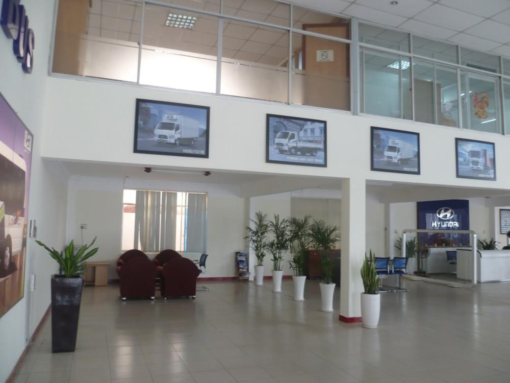 Công ty CP Ô Tô Tân Phú phân phối dòng xe tải Hyundai chính hãng Hyundai Đô Thành(2)
