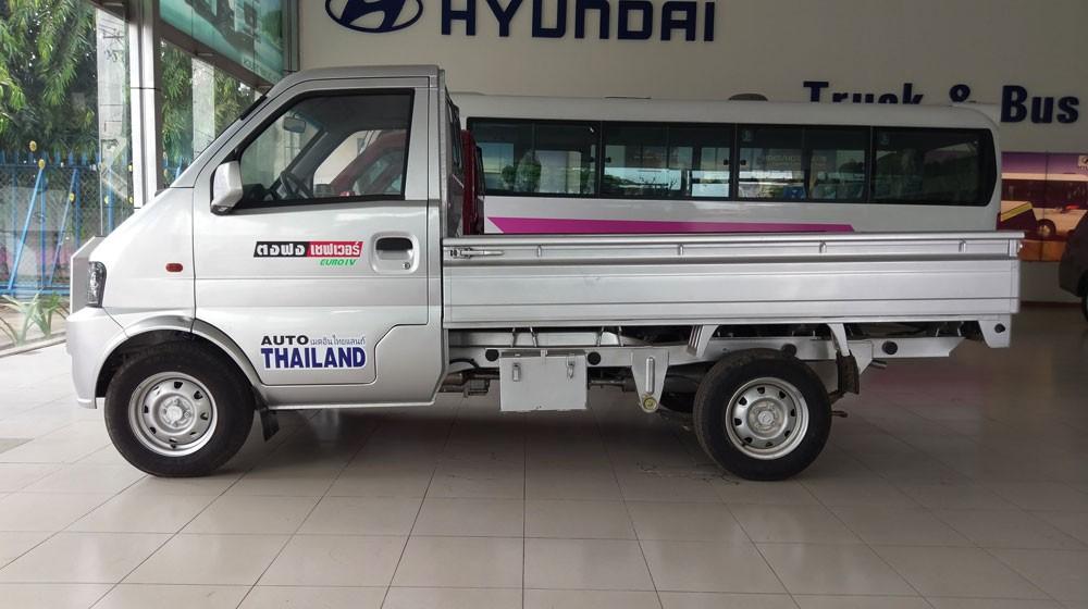 Xe tải 900Kg DFSK, thương hiệu đến từ Auto Thailand