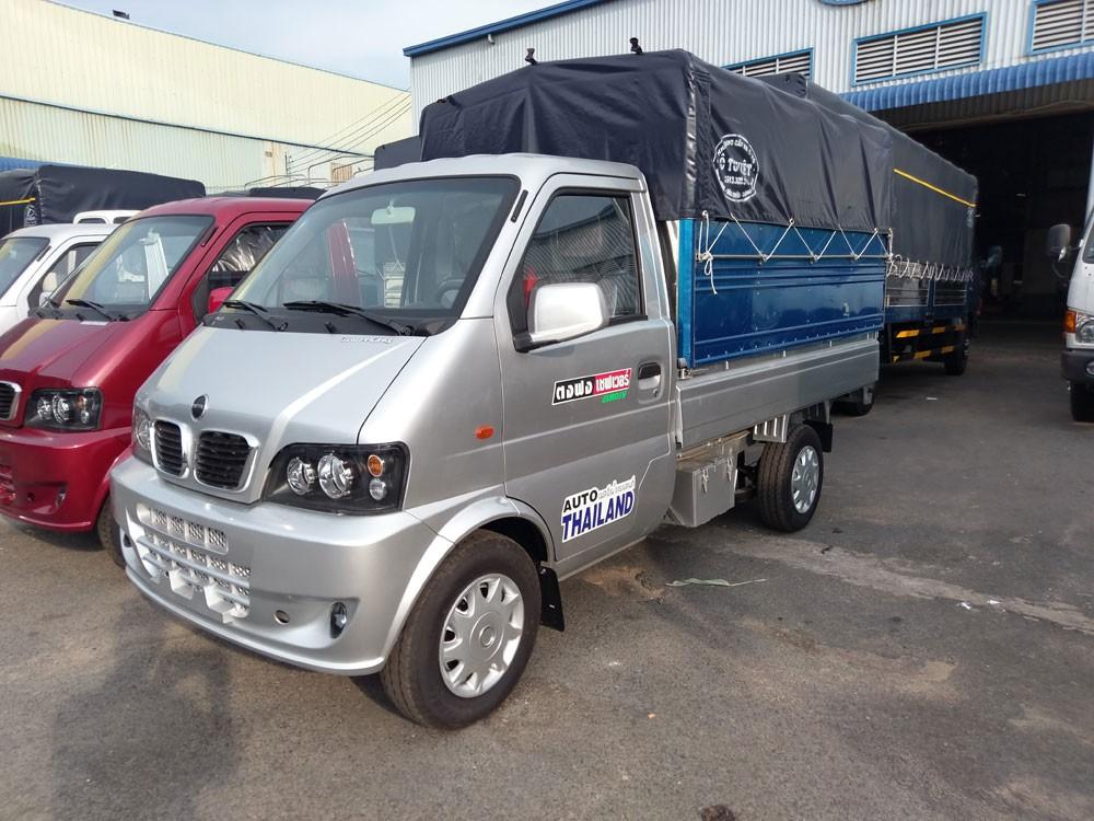 Xe tải 900Kg DFSK, thương hiệu đến từ Auto Thailand(1)