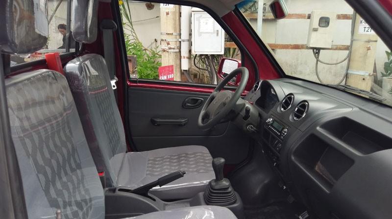 Xe tải 900Kg DFSK, thương hiệu đến từ Auto Thailand(3)