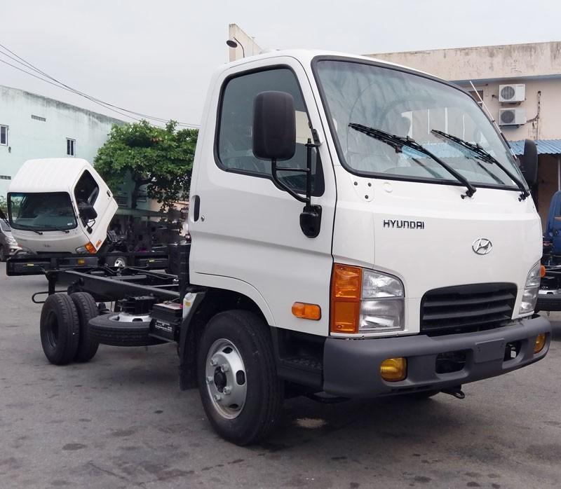 Hình ảnh thực tế New Mighty N250, xe tải thành phố của Hyundai Thành Công(1)