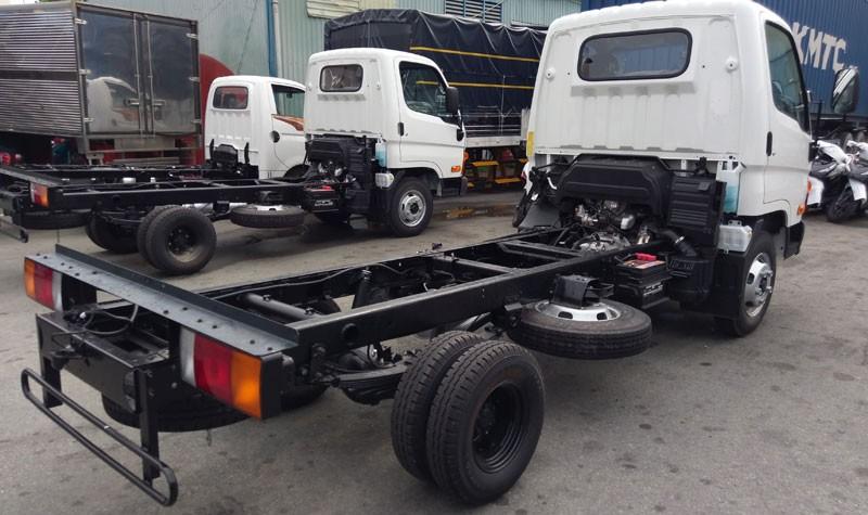 Hình ảnh thực tế New Mighty N250, xe tải thành phố của Hyundai Thành Công(3)