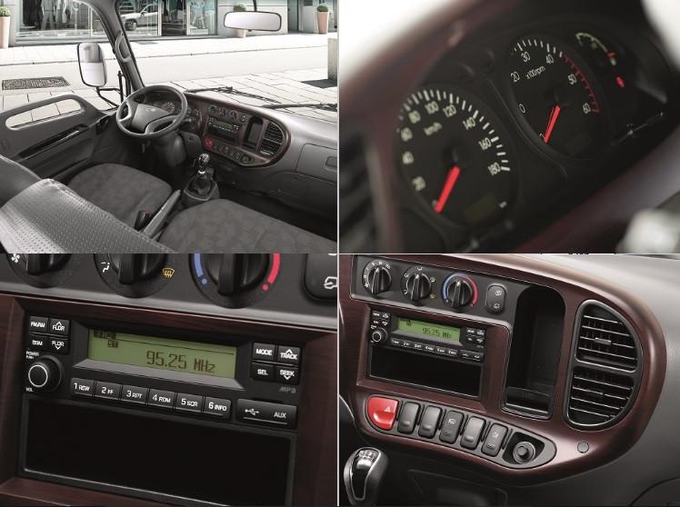Thông tin chi tiết về xe Hyundai New Mighty N250(2)