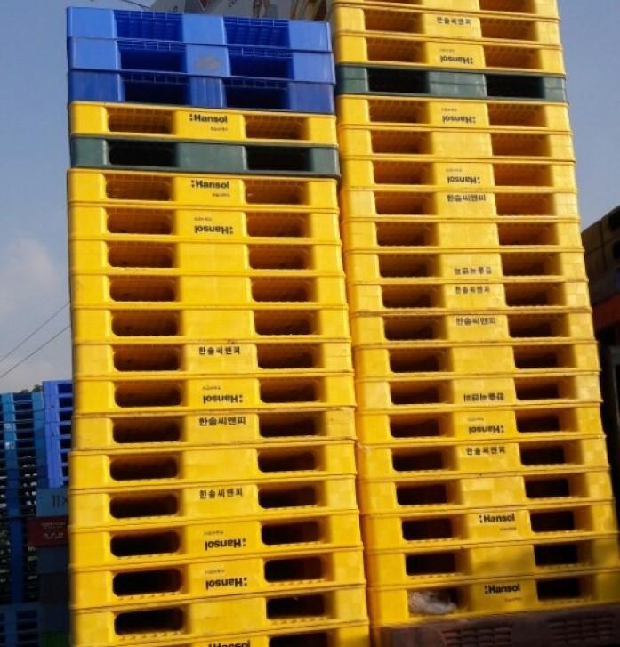 Mua bán Pallet nhựa Phú Thọ - Pallet nhựa cũ Phú Thọ