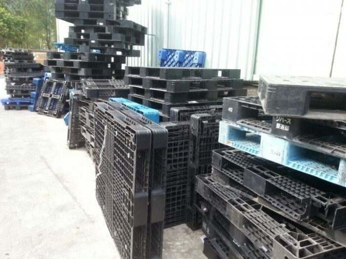 Tìm đại lý bán pallet nhựa cũ giá rẻ Bắc Ninh uy tín