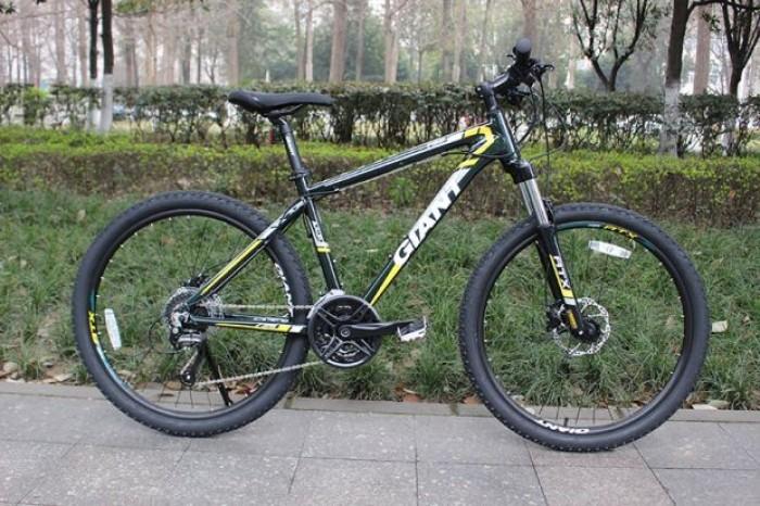 Đánh giá chất lượng xe đạp thể thao Giant nhập khẩu(1)