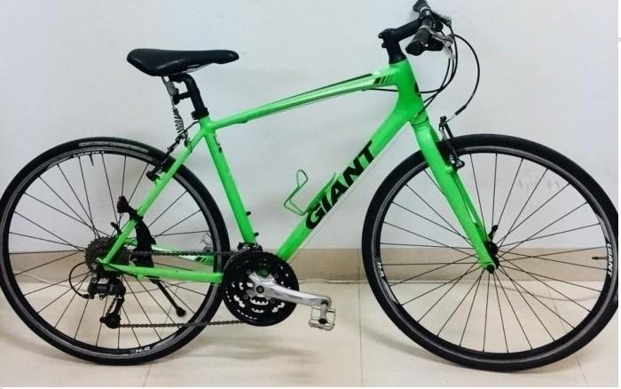 Đánh giá chất lượng xe đạp thể thao Giant nhập khẩu(2)