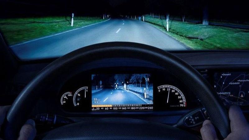 7 Lưu ý lái xe an toàn khi không có đèn đường