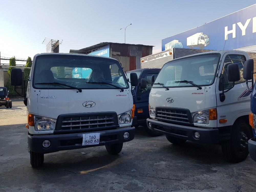 Ngoại thấtxe tải Hyundai HD800