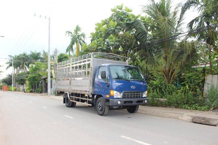 Hình ảnh xe tải Hyundai HD800