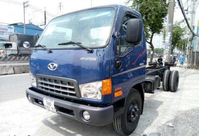 Hình ảnh xe tải Hyundai HD800(1)