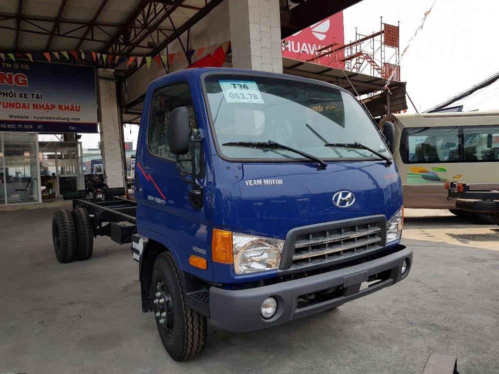 Nhận xét về ngoại thất Hyundai HD800