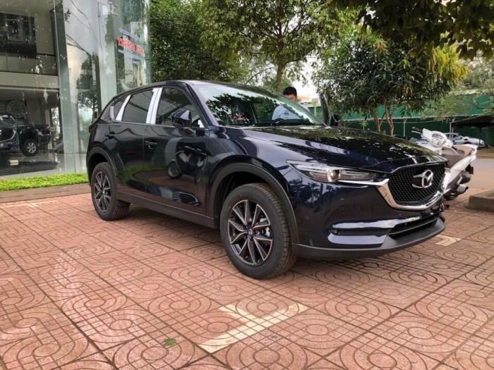 Mazda CX 5 2018 giá bao nhiêu?