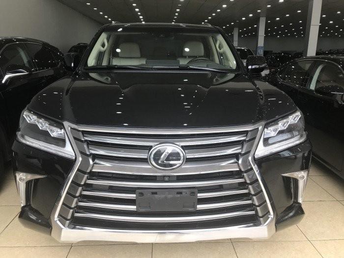 Những nguyên tắc cần nắm trước khi mua xe Lexus LX570 cũ nhập khẩu(1)