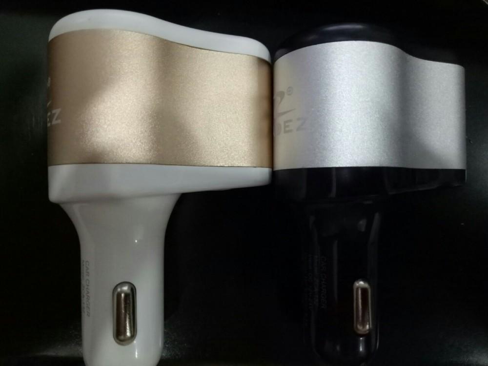 Có 2 cổng USB sử dụng tương ứng cho 2 sản phẩm cùng lúc