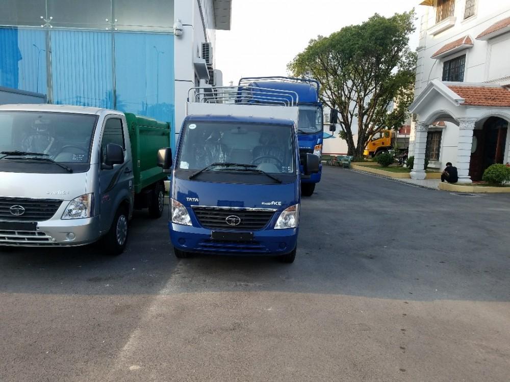 Có nên mua xe tải Tata 1t2 không?