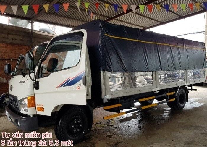 Kinh nghiệm mua xe tải Hyundai HD120SL 8 tấn