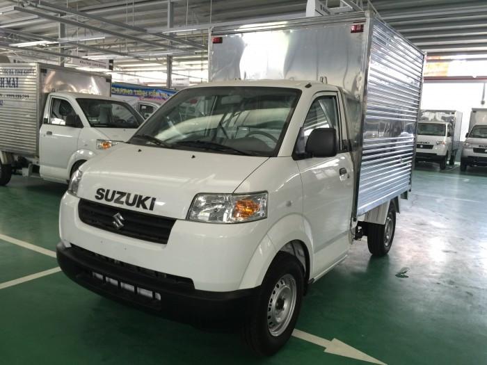 Có nên mua xe tải Suzuki Carry Pro không?