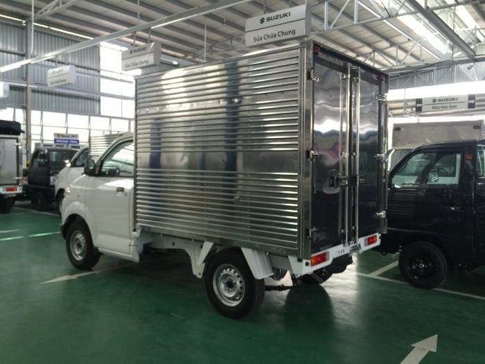 Báo giá xe Suzuki Carry Pro 2018