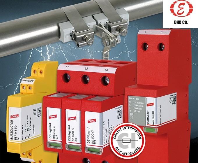 DHK giải pháp chống sét an toàn và hiệu quả nhất